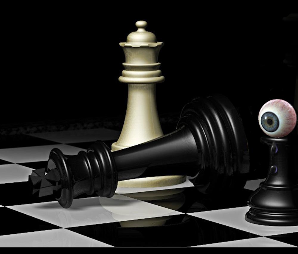 schaakmat