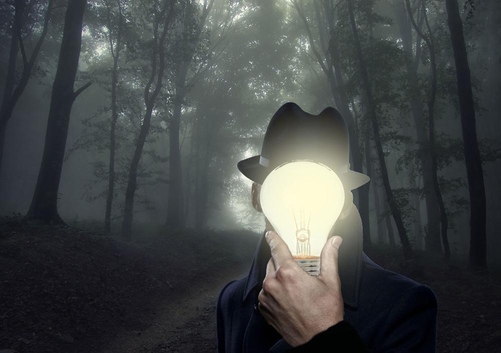 de verlichte mens